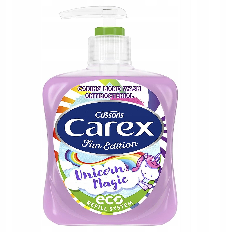 CAREX Mydło Antybakteryjne - Unicorn Magic 250ml