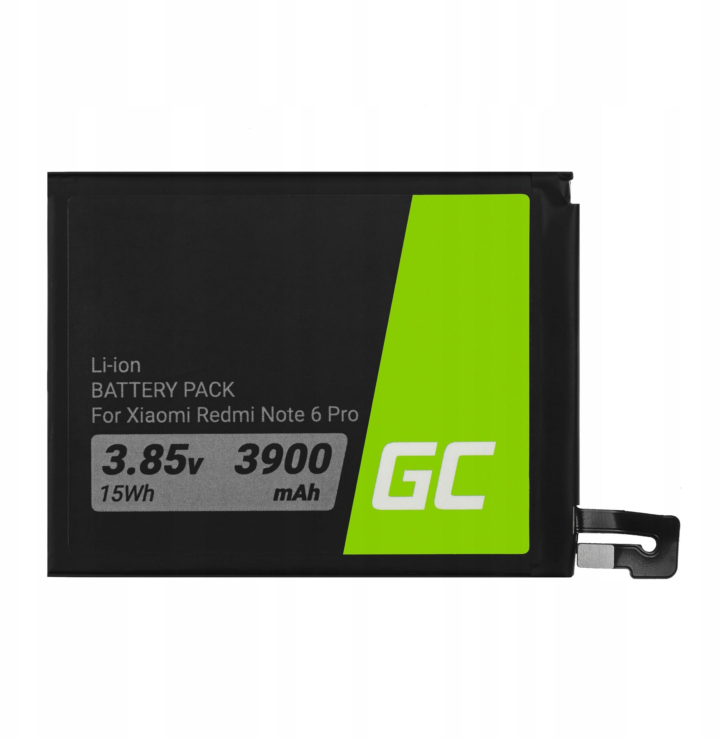 Xiaomi Bateria Gb/t 18287-2013 do Redmi Note 6 Pro