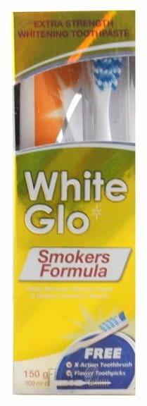 White Glo WHITE GLO pasta dla palaczy 100ml P0000005511