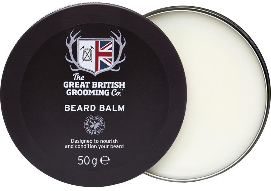 Beard Balm The Great British Grooming Co The Great British Grooming Co Produkty 50.0 g