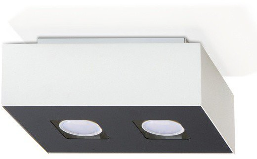 Sollux Lighting Plafon MONO 2 biały SL.0067