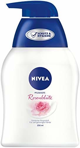 Nivea mydło do pielęgnacji kwiatów róży, 250 ml 80732-01010-63
