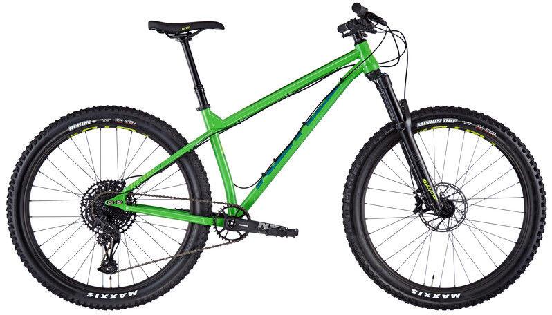 Kona Big Honzo ST, green XL 53cm (27.5+