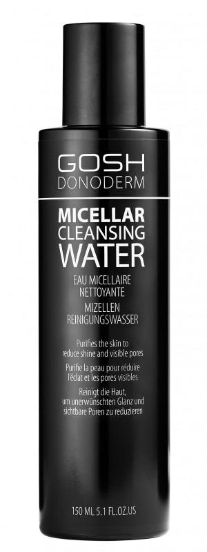 Gosh DONODERM - MICELLAR CLEANSING WATER - Płyn micelarny - 150 ml GOSDCPMI