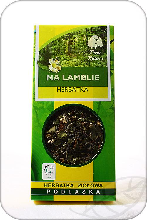 Dary Natury (h) (h): herbatka na lamblie - 50 g