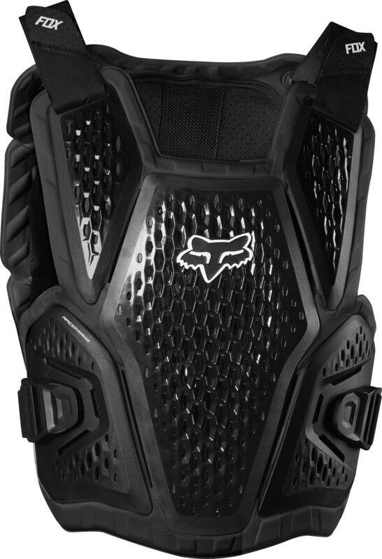 Fox Raceframe Impact Ochraniacz, black L/XL 2020 Ochraniacze na plecy i klatkę piersiową 24265-001-L/XL