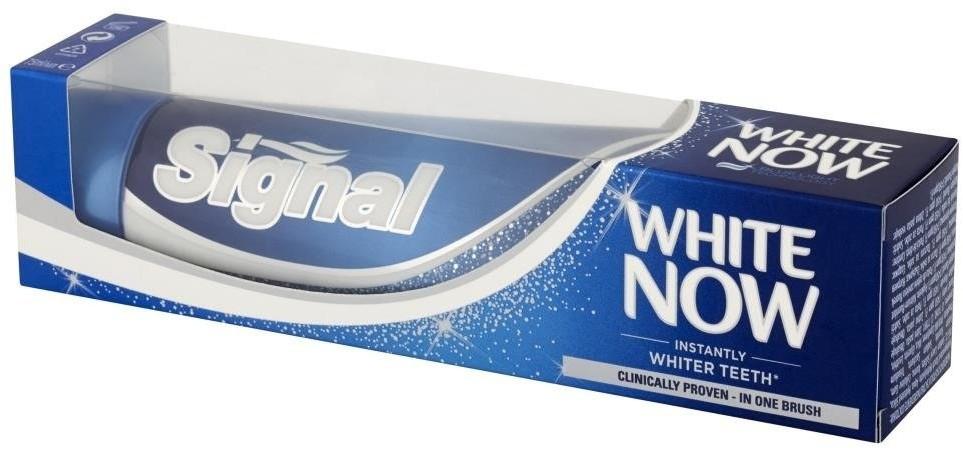 Unilever White Now pasta do zębów 75ml 82699-uniw