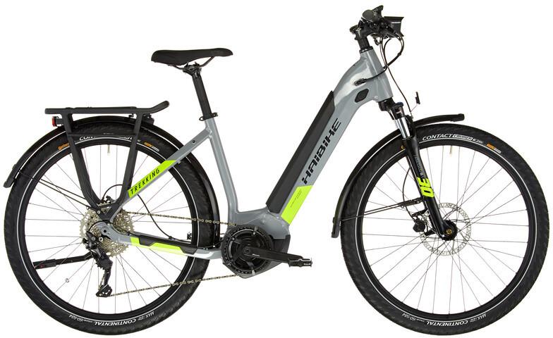 Haibike 6 Low-Step, cool grey 46cm (27.5