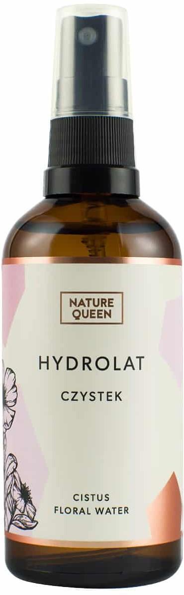 Nature Queen NATURE QUEEN HYDROLAT Z CZYSTKA 100ML