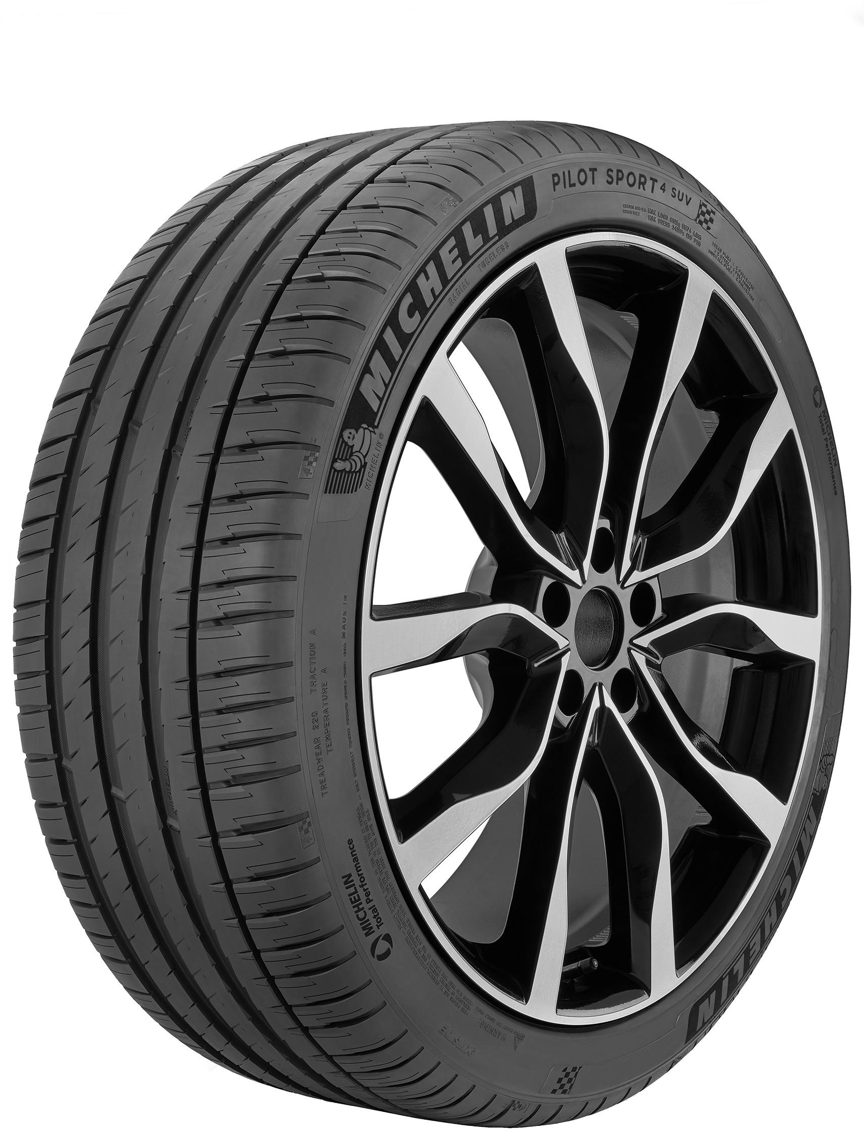 Michelin Pilot Sport 4 SUV 285/40R22 110Y