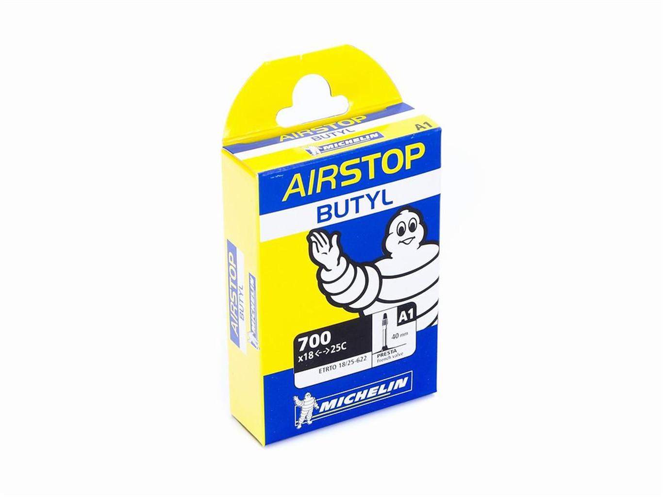 Accent MICHELIN A1 Airstop / Rozmiar koła: 28
