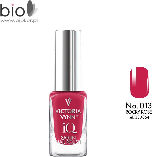 Victoria Vynn Lakier klasyczny Nail Polish iQ 013 ROCKY ROSE 9 ml 330864