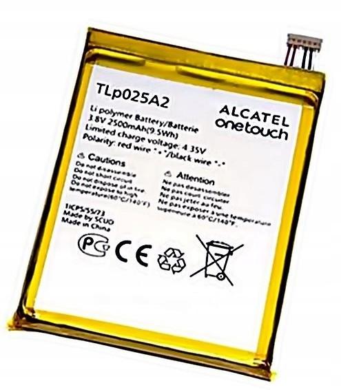 Alcatel Bateria TLp025A2 A846L One Touch Conquest