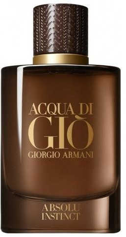 Giorgio Armani Giorgio Giorgio Acqua Di Gio Absolu Instinct Woda Perfumowana 75ml