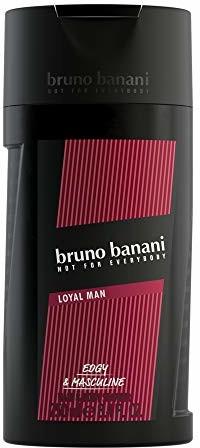 bruno banani Loyal Man męski żel pod prysznic - Długotrwały Świeży zapach - 4 x 250ml