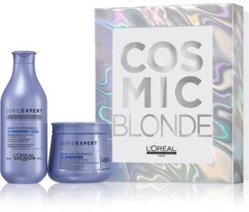 Loreal Professionnel Professionnel Serie Expert Blondifier zestaw upominkowy I do włosów blond