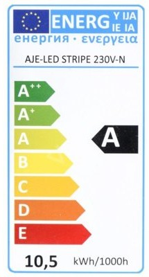 ActiveJet Taśma LED AJE-LED STRIPE neutralny 60szt./m wewnętrzna