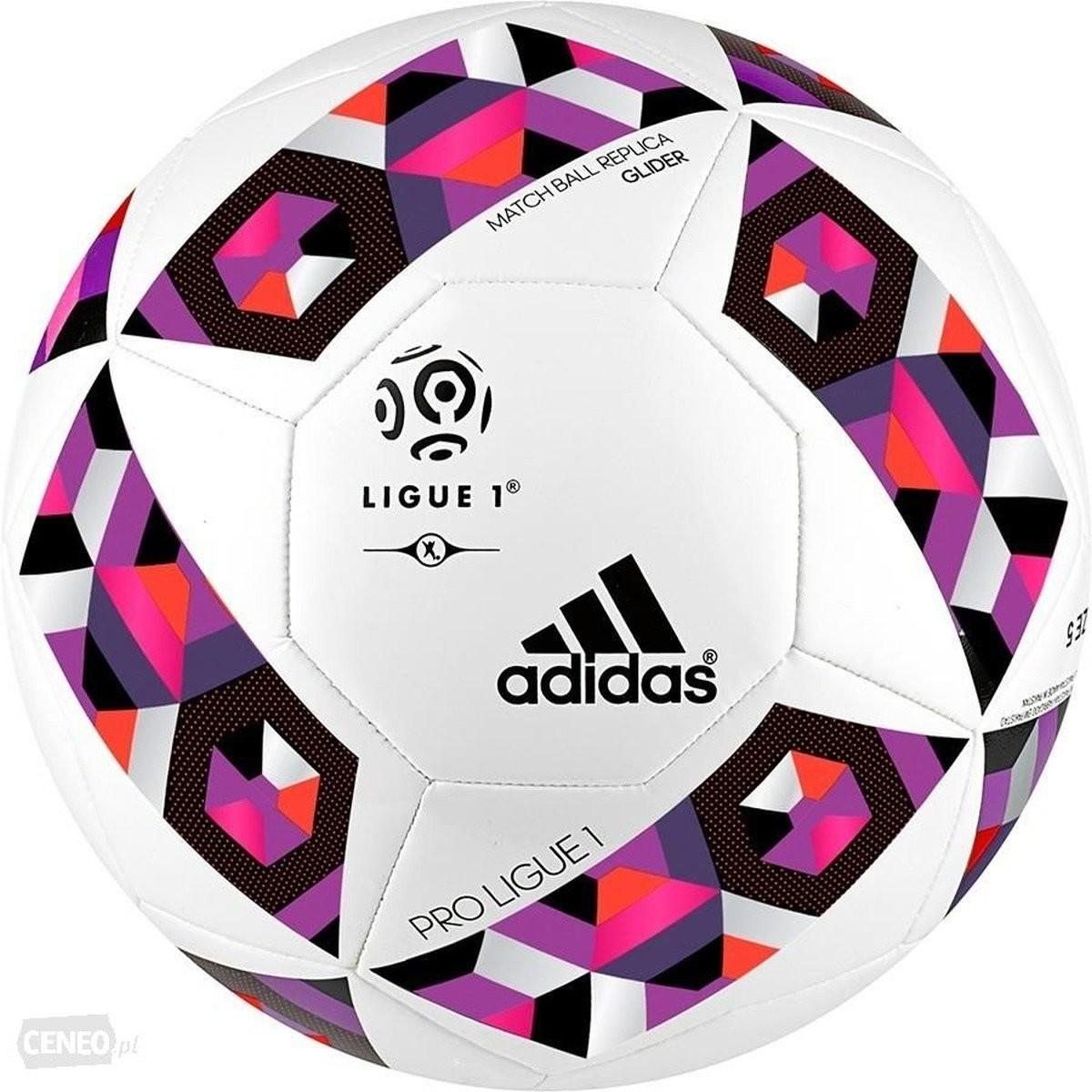 Adidas VS Piłka nożna, Pro Ligue 1, rozmiar 4