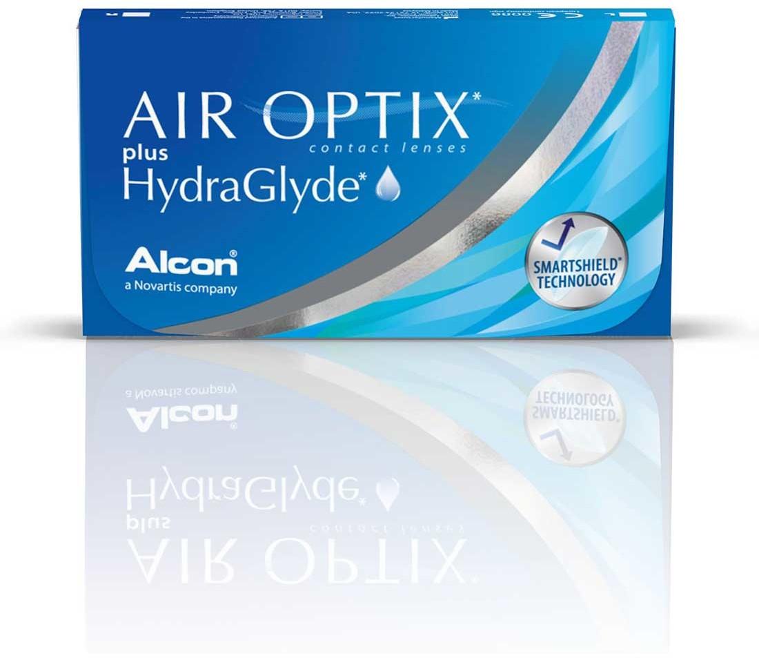 Alcon Air Optix Plus Hydraglyde 1 szt.