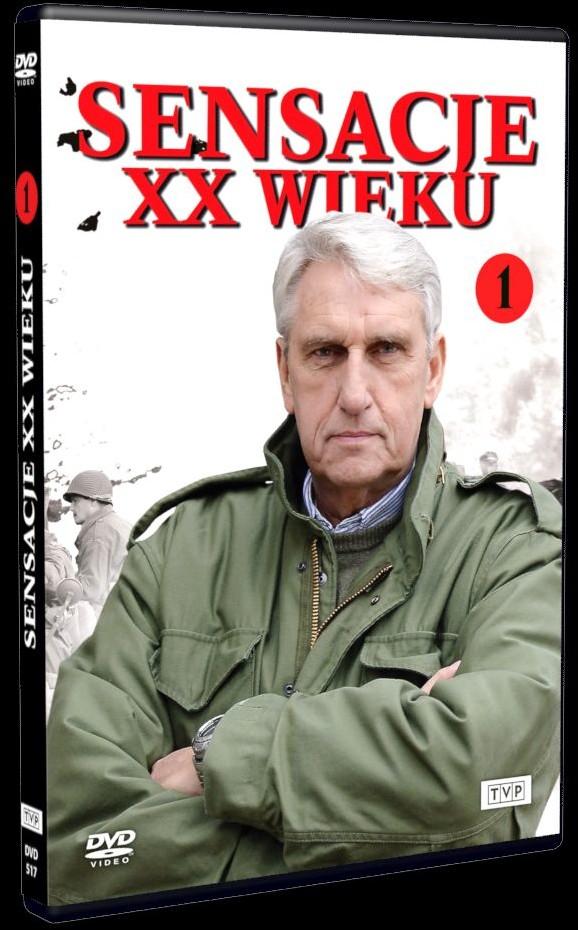 Telewizja Polska Sensacje XX wieku Część 1 DVD