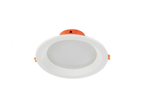 LEDOLUX Lampa sufitowa downlight LED 8W LEDOLUX 105 mm Downlight 8W