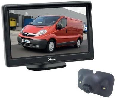 IXIT Beeper ixit beeper rvu-5W Kamery cofania wyświetlacz o przekątnej 5cali LCD RVU-5W