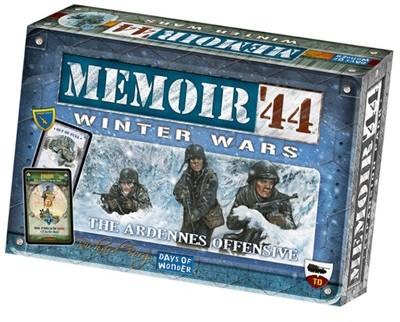 Days of Wonder Memoir'44 - Winter Wars