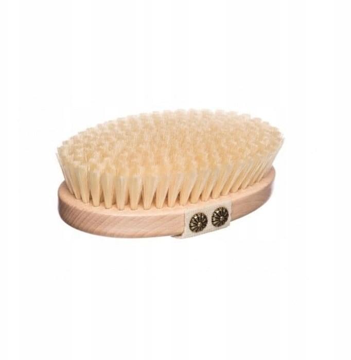 Szczotka do mycia i masażu włosie z kaktusa Brista