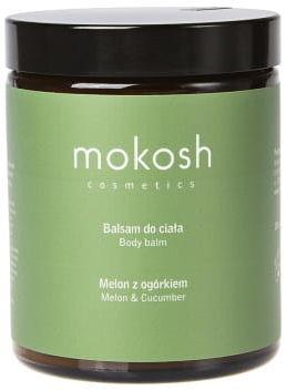 Mokosh Balsam do Ciała Melon z Ogórkiem 180 ml F6F3-45775