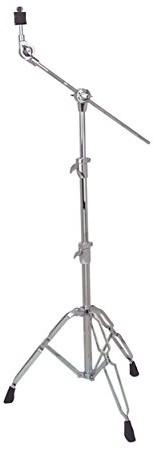 Gewa PURE Stojak na talerze Galgen CBS-800S z podwójną podporą, 30 cm, wysokość ok. 80 cm/160 cm PS803830