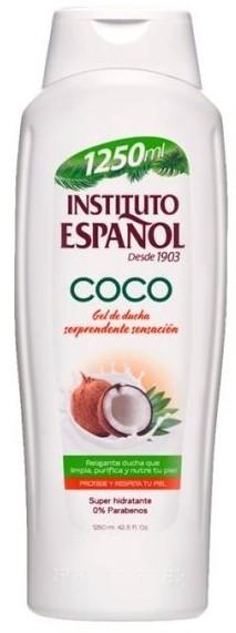 Instituto Espanol Coco Kokosowy żel pod prysznic 1250 ml