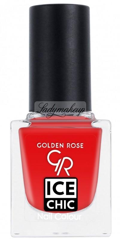 Golden Rose ICE CHIC Nail Colour - Lakier do paznokci - O-ICE - 136 GROICE-CI13-02