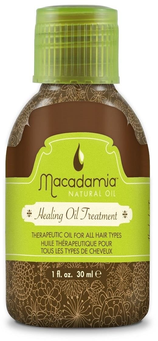 MACADAMIA Professional Natural Oil Healing Oil Treatment naturalny olejek do włosów 30ml 42034-uniw