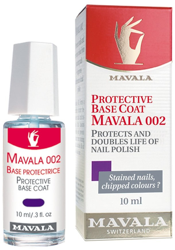 Mavala 002 Lakier bazowy 10 ml