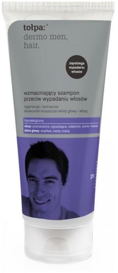 Tołpa Dermo Men szampon zapobiegający wypadaniu włosów 200ml
