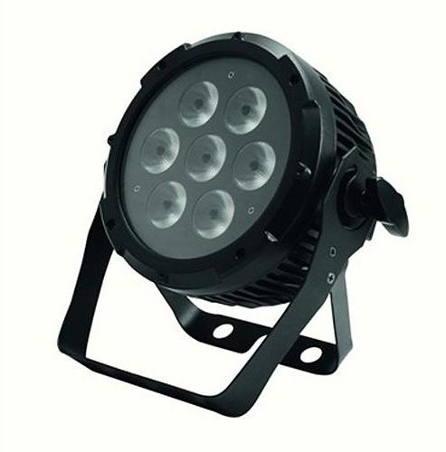 FUTURELIGHT 51842540 PAR-7 QCL RGBW Pro Slim LED Spot 51842540