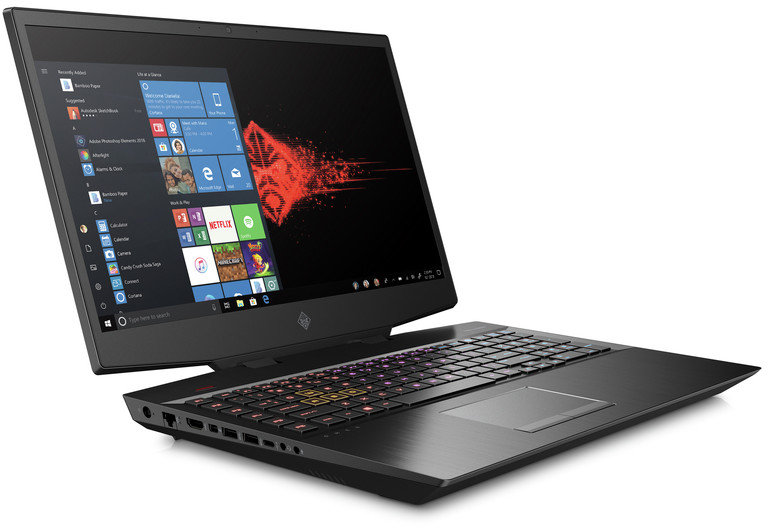 HP OMEN 17-cb1185nd  (1E1S8EAR)