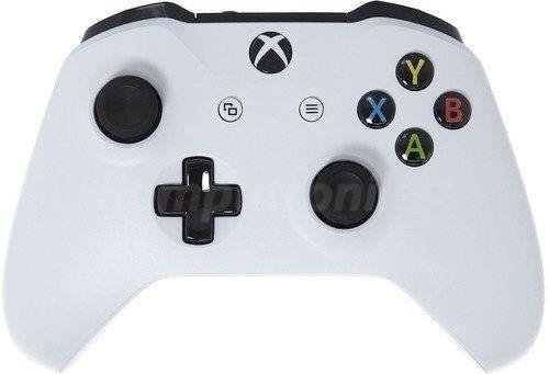 Microsoft Xbox One kontroler bezprzewodowy biały (TF5-00004)