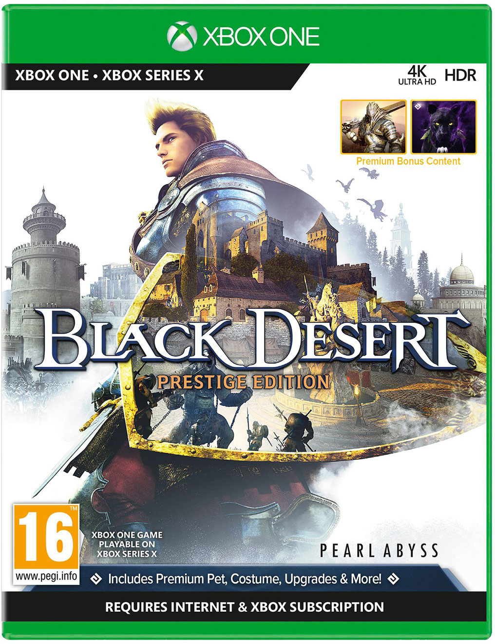 Black Desert - Prestige Edition (GRA XBOX ONE)