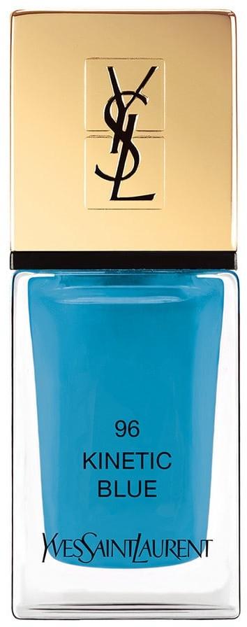 Yves Saint Laurent Nr 96 Kinetic Blue Lakier do paznokci 10 ml