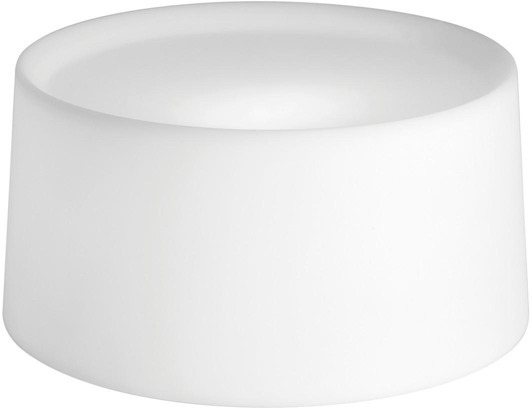 Estiluz Lampa podłogowa Dot M-2907BT minimalistyczna oprawa z funkcją stolika M-2907BT