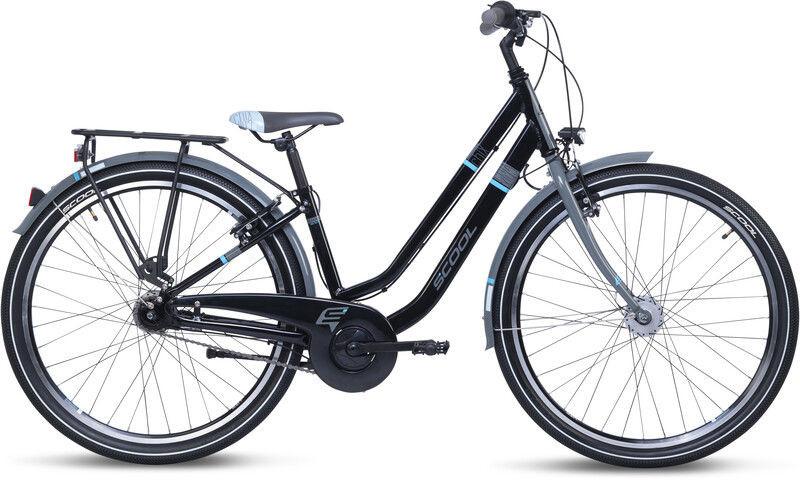 S''cool s''cool chiX twin alloy 26 7-S black/blue 38cm 2020