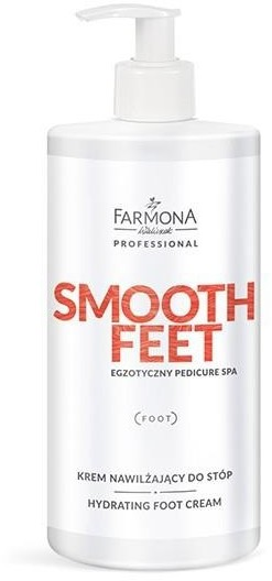 Farmona Professional Smooth Feet Krem nawilżający do stóp 500ml