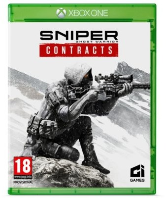 Sniper: Ghost Warrior Contracts (GRA XBOX ONE)
