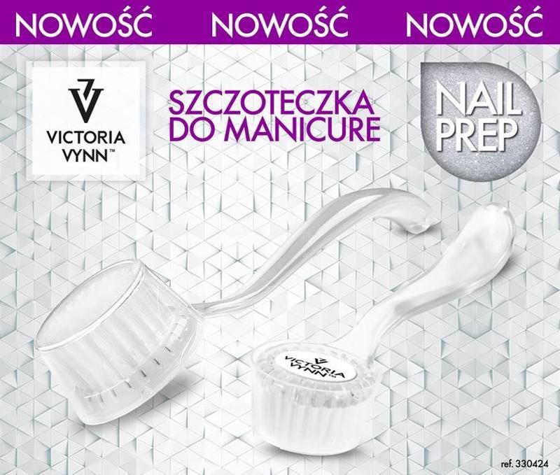 Victoria Vynn Szczoteczka do manicure Victoria Vynn 330424