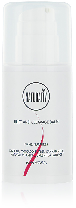 Naturativ Naturativ Bust and Cleavage Balm 100 ml Ujędrniający balsam do biustu Naturativ