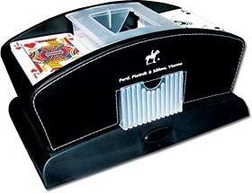 Piatnik Maszynka do tasowania kart na baterie P.2801