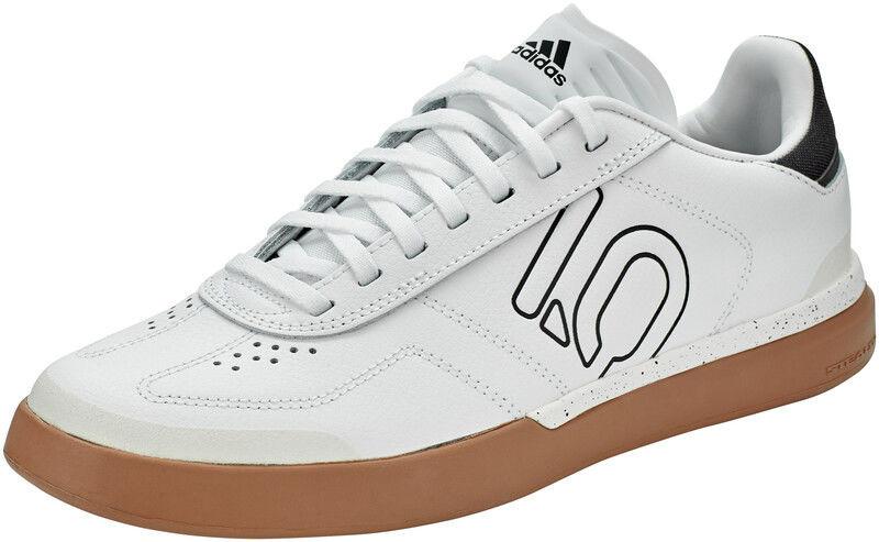 Adidas five ten Five Ten Sleuth DLX Buty MTB Mężczyźni, footwear white/core black/gum M2 UK 8,5 EU 42 2/3 2020 Buty rowerowe EG4616/-8