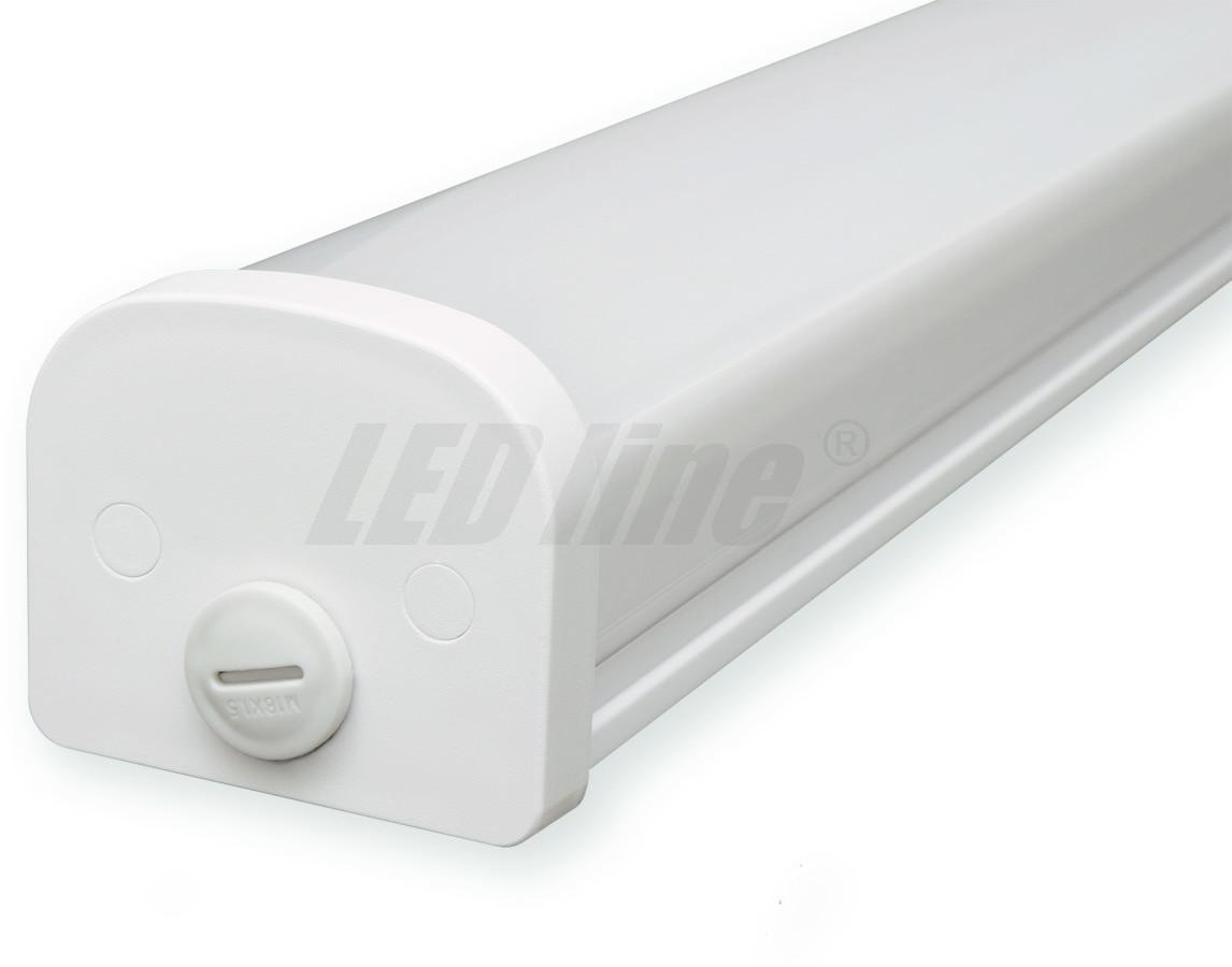Led line Lampa hermetyczna TRI-PROOF IP65 20W 2000lm 175-265V AC 4000K biała dzienna 248528