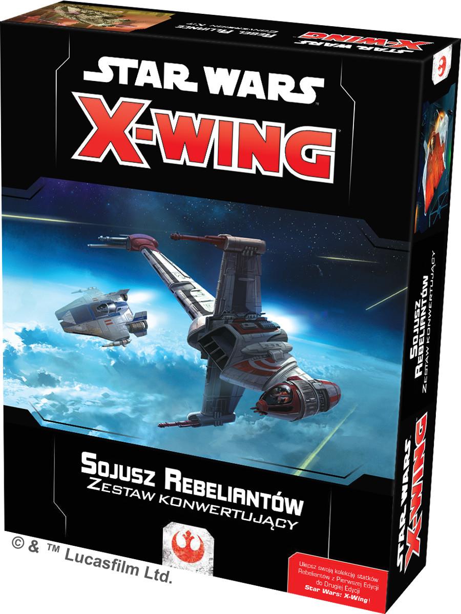 Rebel, gra strategiczna Star Wars: X-Wing - Sojusz Rebeliantów, Zestaw konwertujący